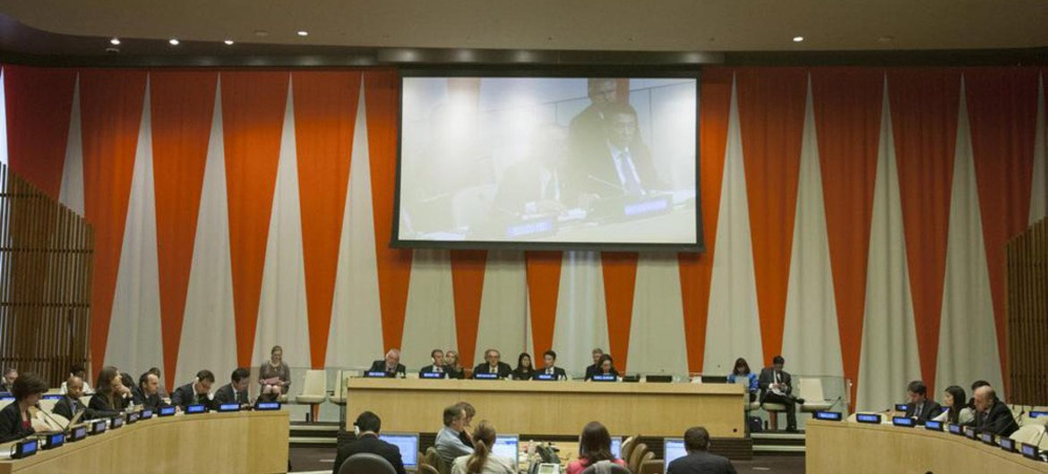 Special meeting convened by the UN Economic and Social Council (ECOSOC) to commemorate the 20th anniversary of the UN World Summit for Social Development.