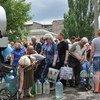 La crisis en Ucrania ha provocado el desplazamiento interno de más de 1,3 millones de personas. Foto: UNICEF