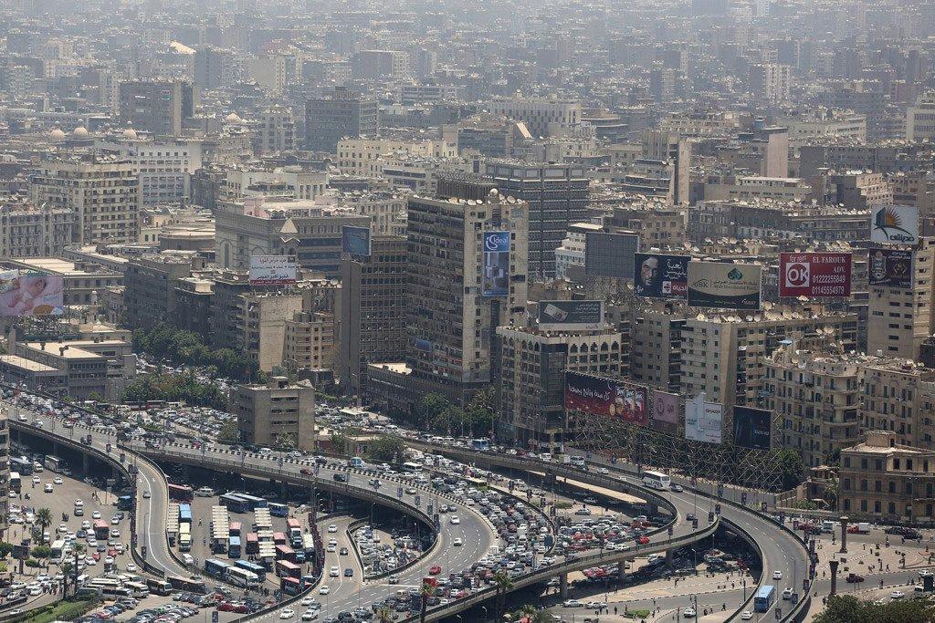 القاهرة. المصدر: البنك الدولي/دومينيك شافيز