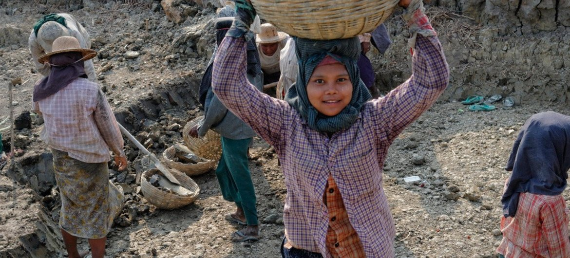 coherent policy critical to tackling child labour lack of decent