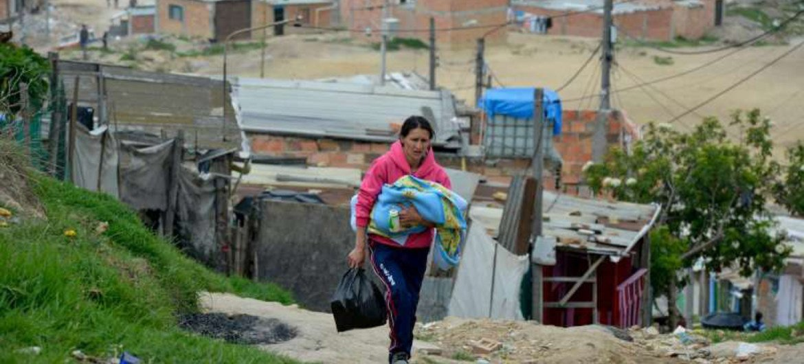 Colombia: Ban welcomes announcement of peace talks between