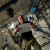 UN Office for Outer Space Affairs (UNOOSA) and astronaut Scott Kelly launching the #whyspacematters photo contest. (file photo)