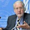 Presidente da Comissão Internacional Independente de Inquérito sobre a Síria, Paulo Sérgio Pinheiro.