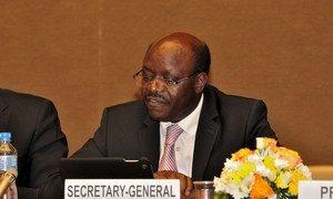 UNCTAD Secretary-General Mukhisa Kituyi.