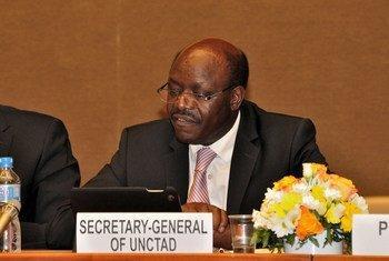 الأمين العام للأونكتاد موخيسا كيتويى. المصدر: الأونكتاد