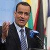 秘书长也门问题特使艾哈迈德资料图片/Devra Berkowitz