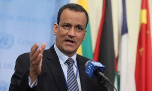 Special Envoy for Yemen Ismail Ould Cheikh Ahmed.