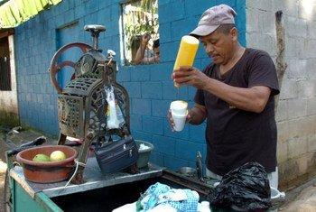 La OIT advierte de que algunos de los logros alcanzados durante la década de 2000 en el terreno laboral en América Latina se han perdido. Foto de archivo: PNUD El Salvador/César Avilés