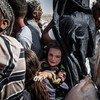 La población siria se encuentra atrapada por los enfrentamientos entre el gobierno y los grupos de oposición. Foto de archivo: ACNUR /I. Prickett