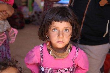 Los niños sufren enormemente a causa del conflicto en Iraq. Foto de archivo: UNICEF Iraq/Wathiq Khuzaie