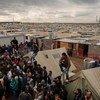 Wakimbizi kutoka Syria wakiwa kambini Domiz nchini Iraq