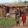 中非共和国人道危机持续恶化。人道协调厅图片/Gemma Cortes