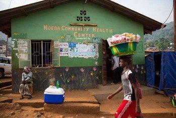 Сьерра-Леоне. Фото Миссии  ООН  по Эболе