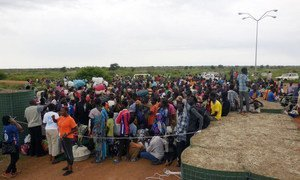 Fighting in South Sudan's Greater Upper Nile region has remained intense and civilians have fled their homes in areas around Wau Chollo (Shilluk) district to the UNMISS protection site in Malakal.