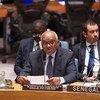 Miguel Trovoada, representante especial del Secretario General para Guinea-Bissau. Foto: ONU/Loey Felipe