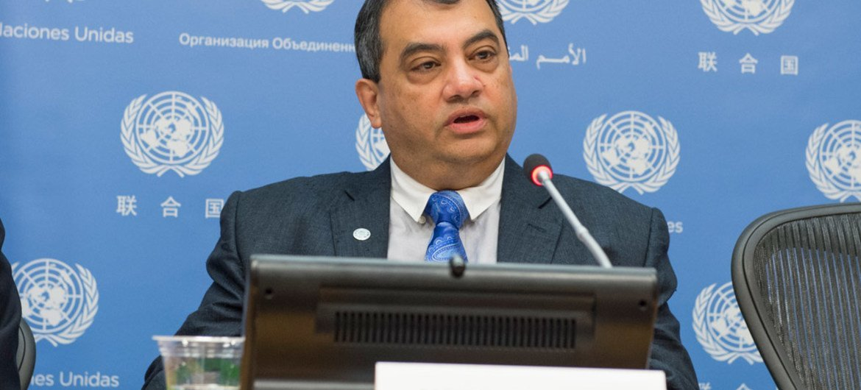 President of the Inter-Parliamentary Union (IPU) Saber Chowdhury.