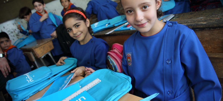 UNICEF y el Reino Unido colaboran para mejorar el