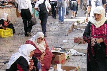 La Vieille ville de Jérusalem. Photo UNESCO/Roni Amelan