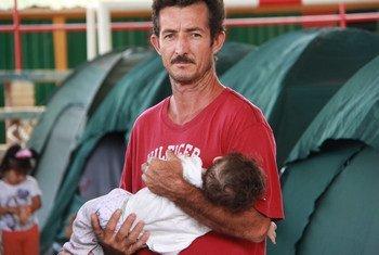 Los organismos de la ONU trabajan en el terreno desde que inició la crisis humanitaria en la frontera entre Venezuela y Colombia.