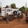 Cascos azules de la Misión de Estabilización de la ONU en la República Centroafricana estarían implicados en las nuevas denuncias de abusos sexuales. Foto de archivo: MINUSCA/Nektarios Markogiannis