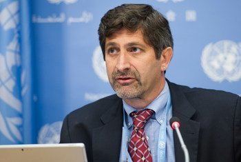 联合国强迫或非自愿失踪问题工作组负责人杜利茨基(Ariel Dulitzky)。