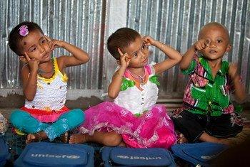 Foto: UNICEF/Jannatul Mawa