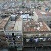 Barrio en Nairobi, Kenya Foto: ONU-Habitat/Julius Mwelu :