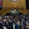 Cumbre sobre Desarrollo Sostenible. Foto: ONU/Cia Pak