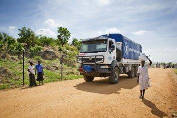 ВПП доставляет гуманитарную помощь. Фото ВПП