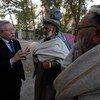 秘书长阿富汗问题特别代表兼联合国阿富汗援助团负责人山本忠通