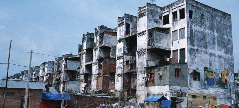 23% dos latino-americanos ainda vivem abaixo da linha da pobreza.