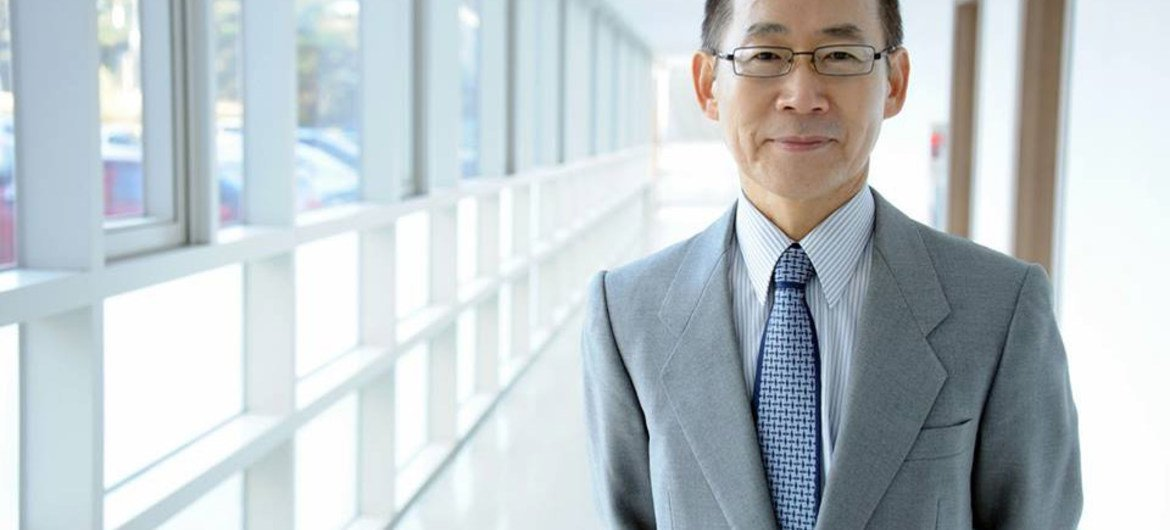 Intergovernmental Panel on Climate Change (IPCC) elected Lee Hoesung of Republic of Korea as its new Chairman.