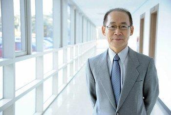 韩国籍教授李会晟当选政府间气候变化专门委员会新一任主席  图片/联合国政府间气候变化专门委员会