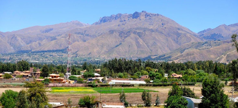 气候变化给安第斯山地带来巨大影响。
