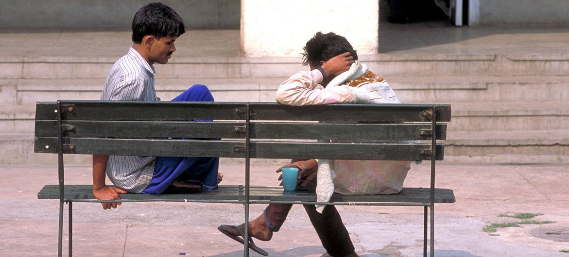 Everyone Is Entitled To A Life Of Dignity Ban Says On World Mental