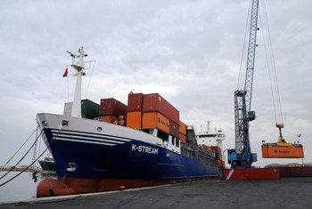 Los fletes marítimos crecieron en 2015 al ritmo más lengo desde 2009. Foto: Banco Mundial/Dana Smilie