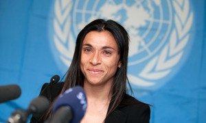 Marta vai apoiar o trabalho das mulheres pela igualdade de gênero e autonomia delas em todo o mundo.