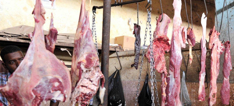 As importações da China e da Europa impulsionaram o aumento do preço da carne.