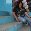 Mujer guatemalteca asilada en México tras huir de la violencia de los carteles de la droga. Foto: Amy Stillman/IRIN