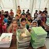 Школьники в Ираке.  Фото ЮНИСЕФ