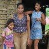Desplazados por el conflicto armado en Colombia. Foto IRIN: Kristy Siegfried.