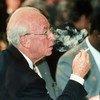 以色列前总理拉宾资料图片。联合国图片/Evan Schneider