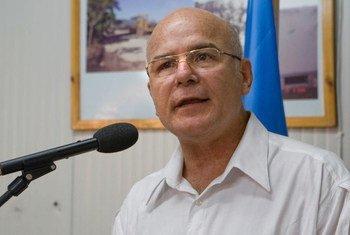 Специальный докладчик ООН по вопросу о положении правозащитников Мишель Форст