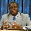 Denis Mukwege, Director and Founder of Panzi General Referral Hospital in the Democratic Republic of the Congo.