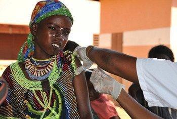 Uma vacina custa menos de US$ 0.50, mas os números de vacinação estão abaixo do necessário.
