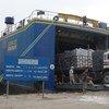 世界粮食计划署向利比亚提供粮食援助。 粮食署图片