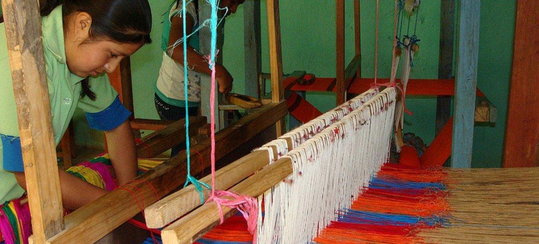 Los indígenas conforman el 8 por ciento de la población total de América Latina y el Caribe. Foto: PNUD/Honduras