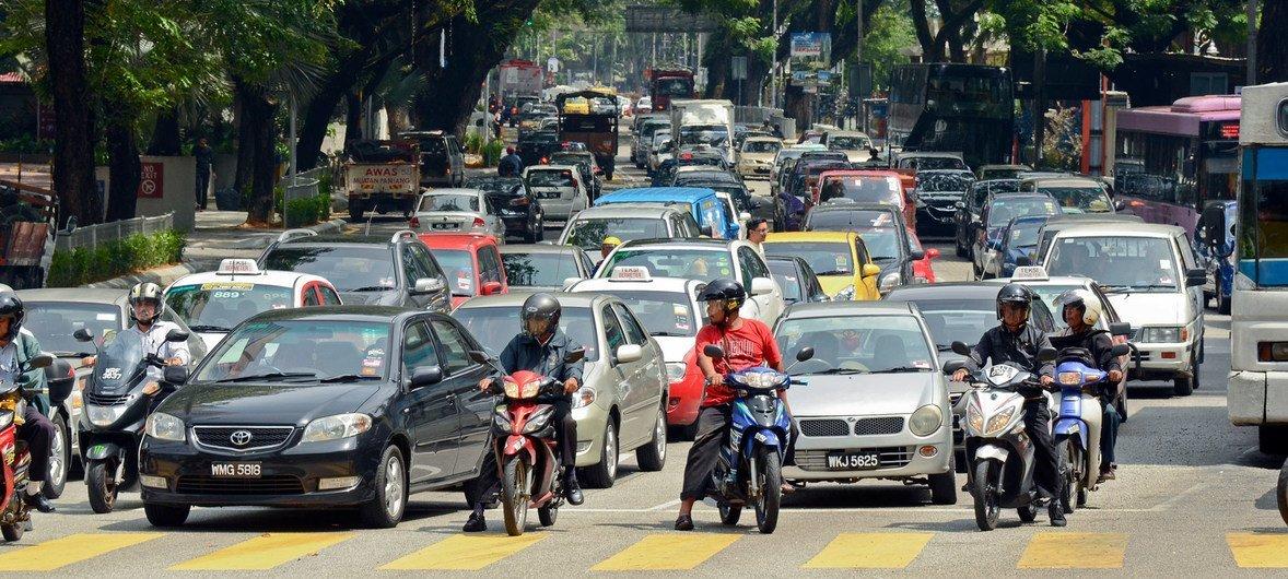 Semana Global de Segurança no Trânsito promove Década de Ação para Segurança no Trânsito 2021-2030