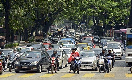 Estes carros causam menos emissões de gases de efeito estufa do que os veículos normais