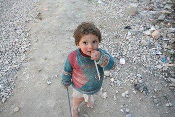 Tesreen Camp, Aleppo, Syria.